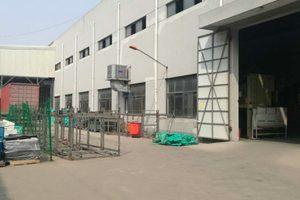 青浦工业区2800平厂房-可分割-办公400平-有行车-层高10米