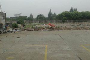 青浦工业园区厂区内工业用地8亩出租,有产权证