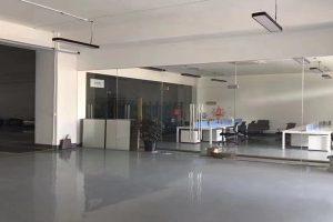 青浦重固崧泽大道沿线610平厂房出租,适合展厅,研发,办公等优质行业