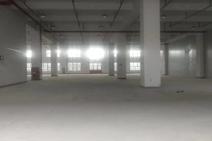 青浦工业园区外青松公路原房东出租104板块一楼1270平厂房,消防丙类,可做环评
