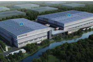 青浦工业园区出租90000平高平台仓库,4000平起租,丙二类
