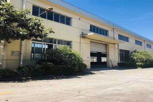 青浦工业园区104板块5000平米独门独院单层厂房出租!可环评