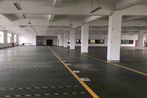 青浦赵巷1500平米标准厂房出租