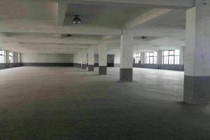 青浦赵巷原房东厂房出租,二楼。面积1168平米,无公摊面积。形象好。104板块!